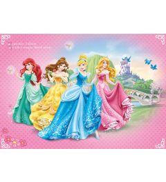 Disney Princesses 1-part Vlies Wall Mural 152x104cm