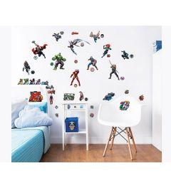 Avengers Wall Sticker Set