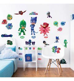 PJ Masks Wall Sticker set