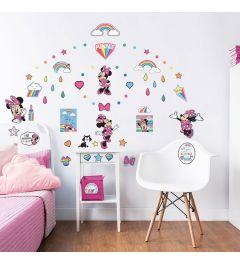 Disney Minnie Mouse Wall Sticker set