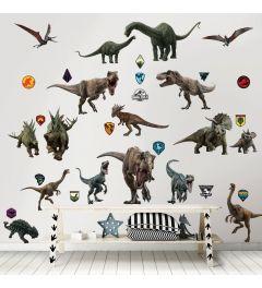 Jurrasic World Wall Sticker Set