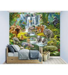 Jungle Adventure XXL Wall Mural 305x244cm