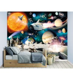 Space XXL Wall Mural 305x244cm