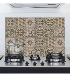 Kitchen Panel Tiles Beige 65x47cm