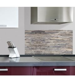 XL Stone Kitchen Panel 100x47cm