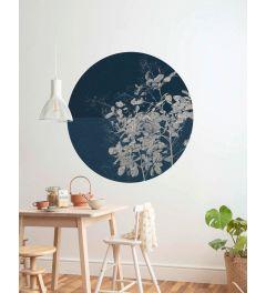 Branch Self-adhesive Wallpaper Circle ⌀125cm