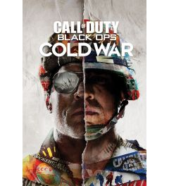 Call Of Duty Black Ops Cold War Split Poster 61x91.5cm