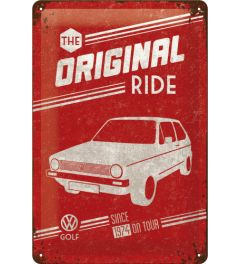 Volkswagen Golf - The Original Ride
