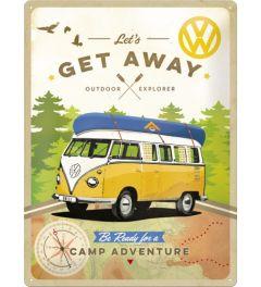 Volkswagen - Bulli - Let's Get Away