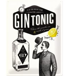 Gin Tonic - It is the right time