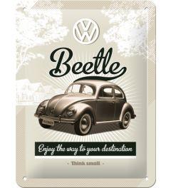Volkswagen Beetle - Think Small