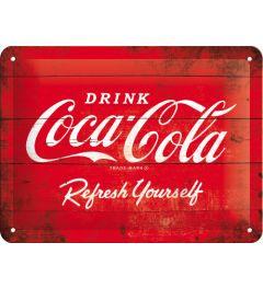 Coca-Cola - Refresh Yourself - Red