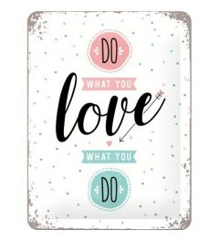 Do what you love 15x20