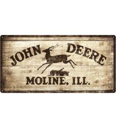 John Deere - Moline - Logo 1937