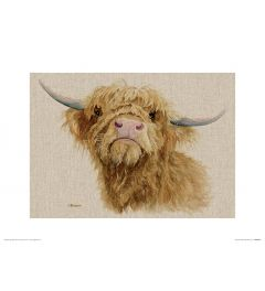 Donald Art Print Jane Bannon 30x40cm