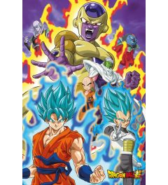 Dragon Ball Super God Super Poster 61x91.5cm