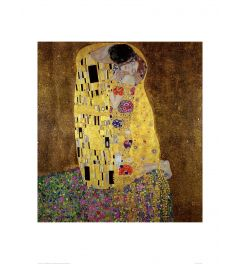 Klimt The Kiss Art print 60x80cm
