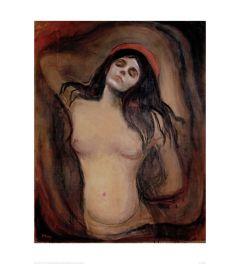 Munch Madonna Art print 60x80cm
