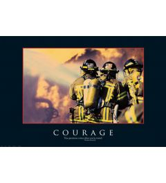 Firefighters - Courage