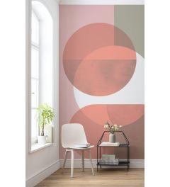 Form Bauhaus 2-part Wall Mural 200x280cm