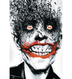 Batman Comic - Joker Bats