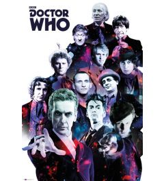 Doctor Who Cosmos Poster 61x91.5cm