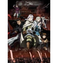 Legend Of Arslan - Battle