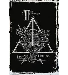 Harry Potter - Deathly Hallows - Graphic