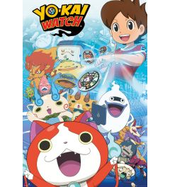 Yo-Kai Watch - Cover