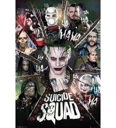 Suicide Squad - Circle