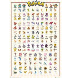 Pokémon - Kanto 151