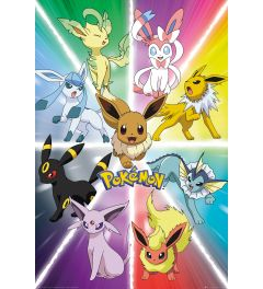 Pokémon - Eevee Evolution