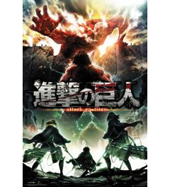 Attack On Titan - Season 2