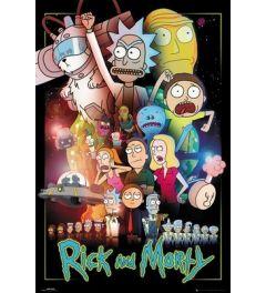 Rick And Morty Wars