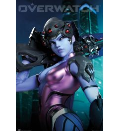 Overwatch Widow Maker Poster 61x91.5cm