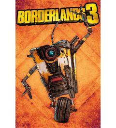 Borderlands 3 Claptrap Poster 61x91.5cm