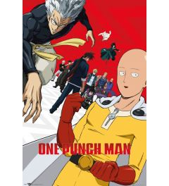 One Punch Man Season 2 Poster 61x91.5cm