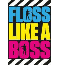 Battle Royale Floss Like A Boss Poster 61x91.5cm