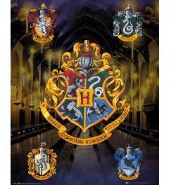 Harry Potter - House Crests