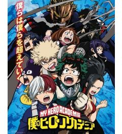 My Hero Academia Poster Season 2 40x50cm