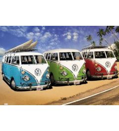 Volkswagen - Californian Campers