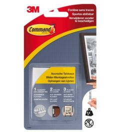 3M Picture Hanging Strips Medium