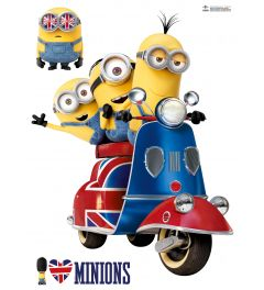 Minions - Scooter