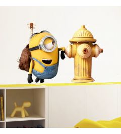 Despicable Me - Fire Hydrant