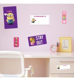 Minions - Girls' bedroom