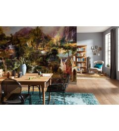 Heritage 4-part Non-Woven Wall Mural 368x248cm