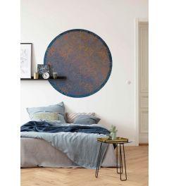 Ornament Self-adhesive Wallpaper Circle ⌀125cm