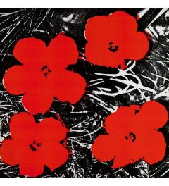 Flowers - Red, 1964