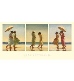 Summer Days - Triptych
