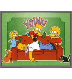 The Simpsons Yoink Poster 50x40cm